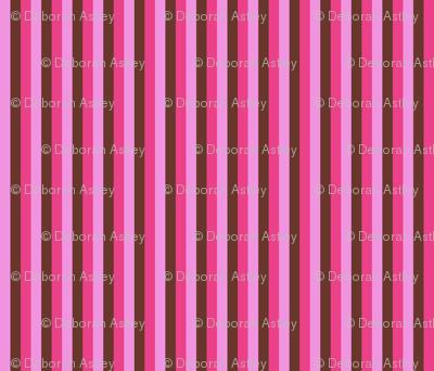 Hollyhock Stripes Coordinate