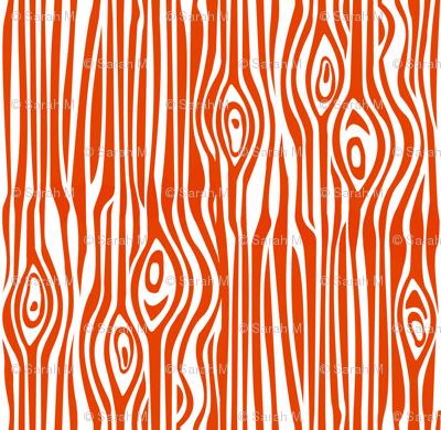 Mod Grain - Orange
