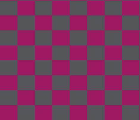 A Different Kind of Checkerboard fabric by anniedeb on Spoonflower - custom fabric