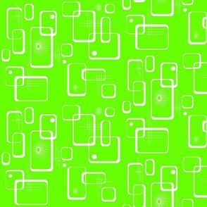 Modwall Green WHT
