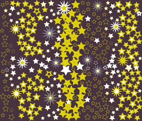 SOOBLOO_DREAM_NINE-1-01 fabric by soobloo on Spoonflower - custom fabric