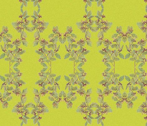 Beech_nut_copyright_Ballistic_Owl_June_2013 fabric by ballistic_owl on Spoonflower - custom fabric