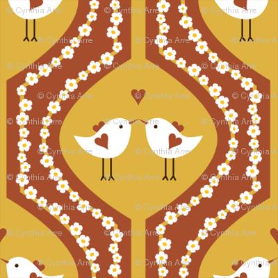 Mod Love Birds