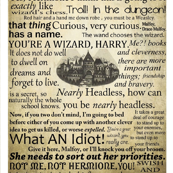 and the Philosophers Stone Quotes