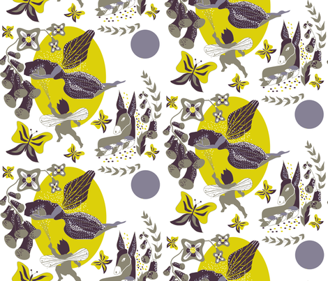 Titania fabric by cousaspequenas on Spoonflower - custom fabric