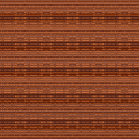 Beaded Look Brown Stripe Horizontal  fabric by gingezel on Spoonflower - custom fabric