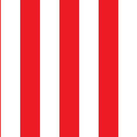 Red Stripe 3 Wide fabric by americanmom on Spoonflower - custom fabric