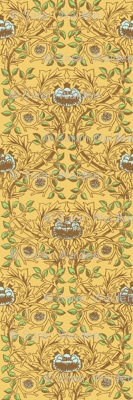 William Morris Trellis ~ Serenity