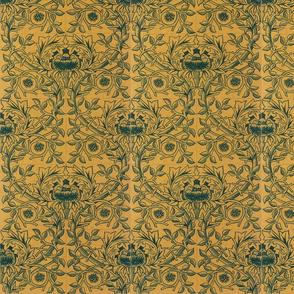 William Morris Trellis Tiles