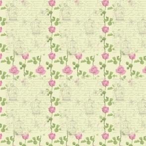 Collage - Vanilla Rose