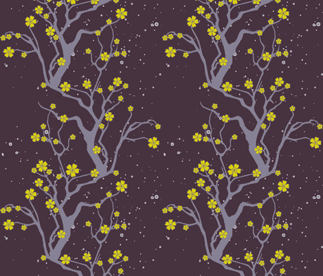 Tangled Love fabric by keweenawchris on Spoonflower - custom fabric