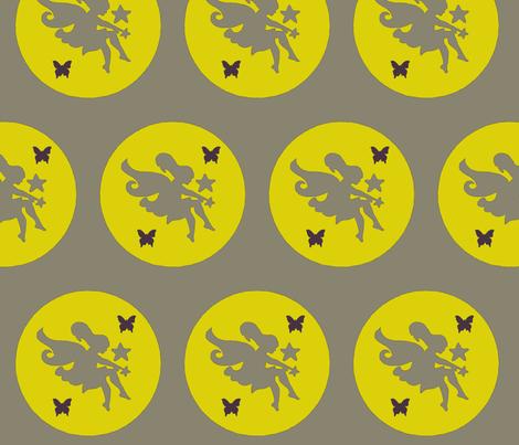Midsummer mischief fabric by rebeccamoon on Spoonflower - custom fabric