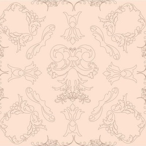 Damask-Wheat