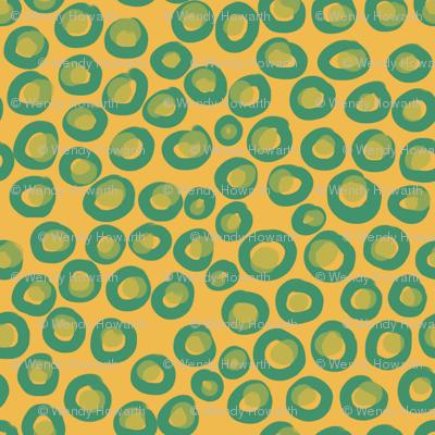 Mustard Circles