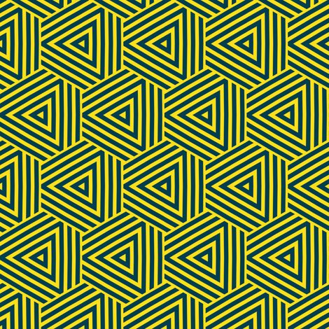geek6 fabric by susiprint on Spoonflower - custom fabric