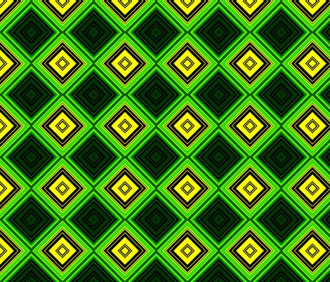 Diamond Duck fabric by pd_frasure on Spoonflower - custom fabric