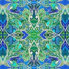 Psychedelic Seaweed Fantasy