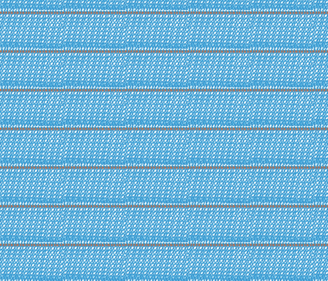 Blue_KnittingSm fabric by luvinewe on Spoonflower - custom fabric