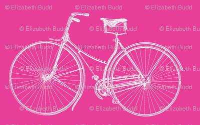 Hot Pink Bikes