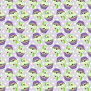 Key L-eye-me Cupcake Monster (Small)