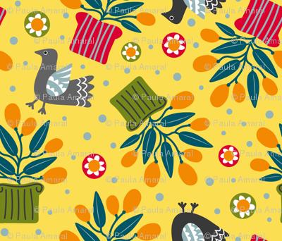 Doves & Cumquats