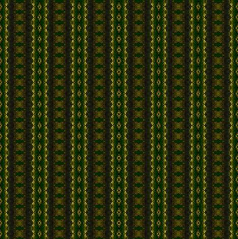 Geometric 0946 k2 sharp r1 green mustard fabric by wyspyr on Spoonflower - custom fabric