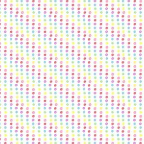 Watercolour Polka Dot