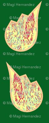 Tart Tangy Zany Juicy Drops of Lemony Goodess - Leafy green