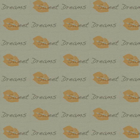 Sweet Dreams  fabric by walkwithmagistudio on Spoonflower - custom fabric