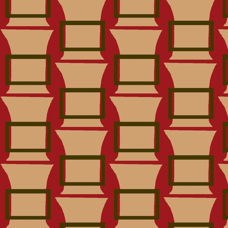 Bamboo Stripes fabric by boris_thumbkin on Spoonflower - custom fabric