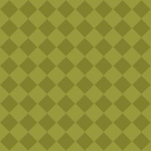 Peter Rabbit (Green Diamonds)