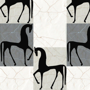Marble Horses (larger)