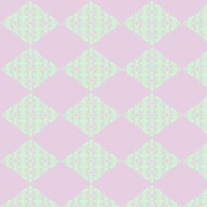 Citrus Diamonds - lime & lavender