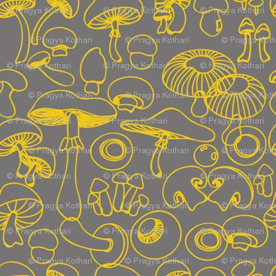 yellow_mushrooms