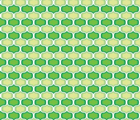 Green Onion fabric by happyprintsshop on Spoonflower - custom fabric