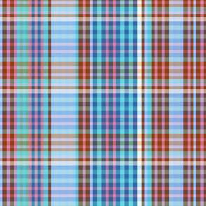 Plaid No. II