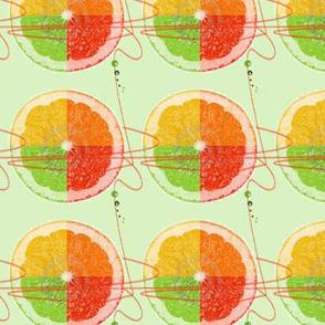 citrus bubbles