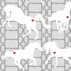 Horse Bits Greylove