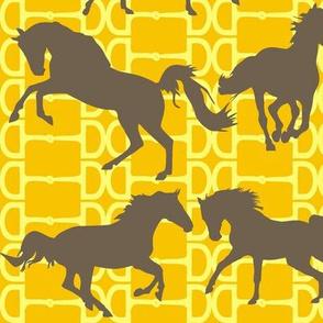Horse Bits Honeycomb