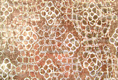 Mosque - pink, white, brown