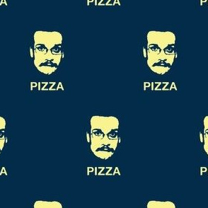 Pizza John blue