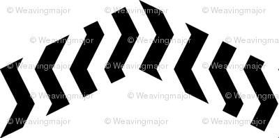 zigzag zebra chevron