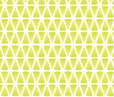 LimeWedges fabric by melhales on Spoonflower - custom fabric