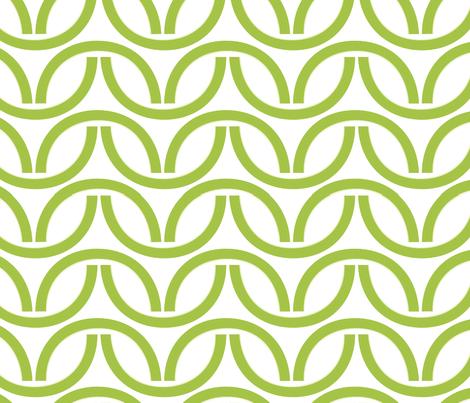 LimePeel fabric by melhales on Spoonflower - custom fabric