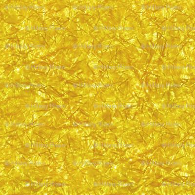 Sunshine Yellow Cracked Ice Fabric Rizen Sun Spoonflower