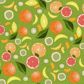 Citrus verde