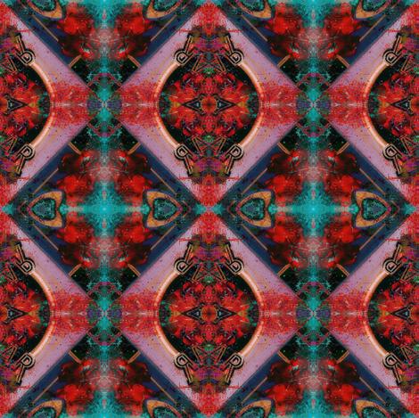 Cherry Phosphate fabric by loriwierdesigns on Spoonflower - custom fabric