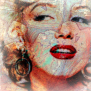 FOR THE LOVE OF MARILYN ABSTRACT