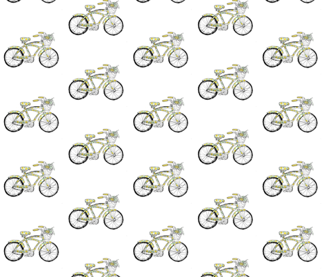 Riding Along fabric by smile-peace-love-creative on Spoonflower - custom fabric