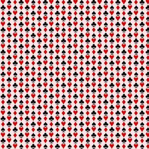 Card Suits/ Las Vegas Companion Fabric